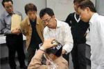 カツラ技術講習会を開催