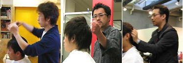 東京、大阪…ヘアショップは全国展開中
