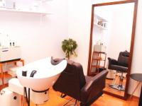 美容室と提携する販売システム
